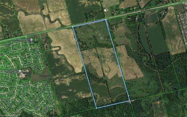 194 Powerline Road, Brant, ON N3T 5L8 (MLS #40015500) :: Forest Hill Real Estate Collingwood