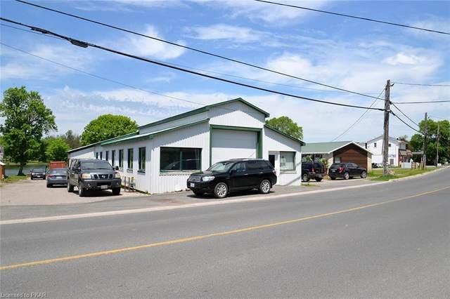 246/248 North Front Street, Campbellford, ON K0L 1L0 (MLS #40015590) :: Forest Hill Real Estate Collingwood
