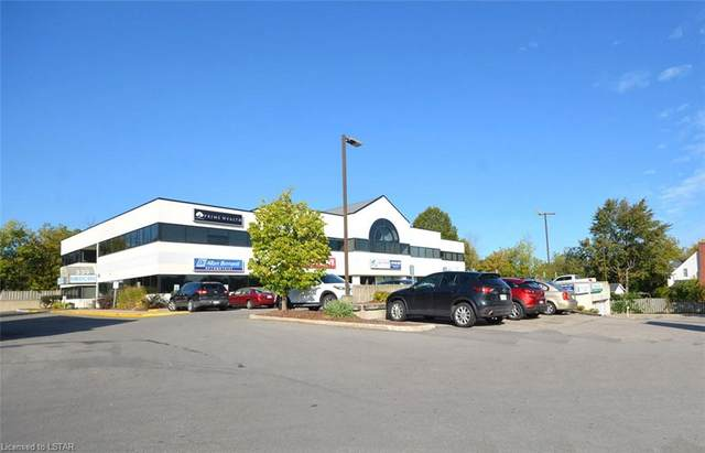 339 Wellington Road #115, London, ON N6C 5Z9 (MLS #40015859) :: Sutton Group Envelope Real Estate Brokerage Inc.