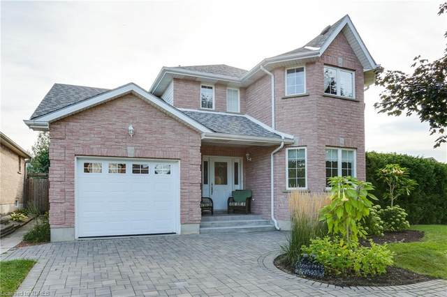 2 Dogwood Drive, Tillsonburg, ON N4G 5S6 (MLS #40015900) :: Forest Hill Real Estate Collingwood