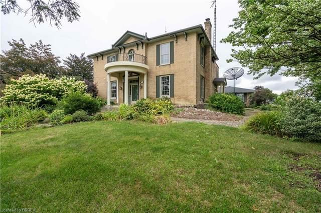 687013 Highway 2 Highway, Princeton, ON N0J 1V0 (MLS #40016004) :: Sutton Group Envelope Real Estate Brokerage Inc.