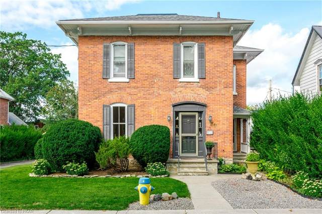 90 Frank Street, Campbellford, ON K0L 1L0 (MLS #40016206) :: Forest Hill Real Estate Collingwood
