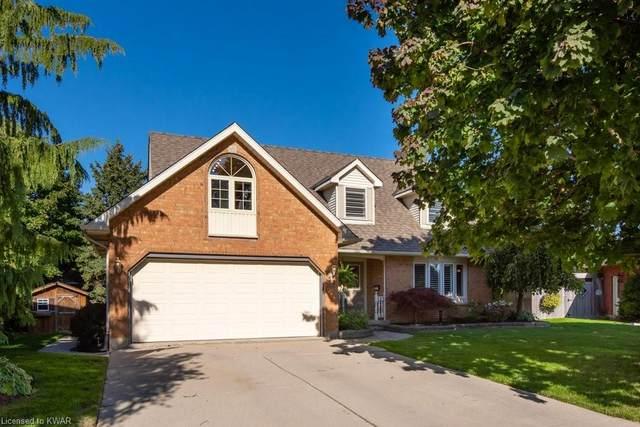 23 Peregrine Crescent, Elmira, ON N3B 3J2 (MLS #40016508) :: Forest Hill Real Estate Collingwood