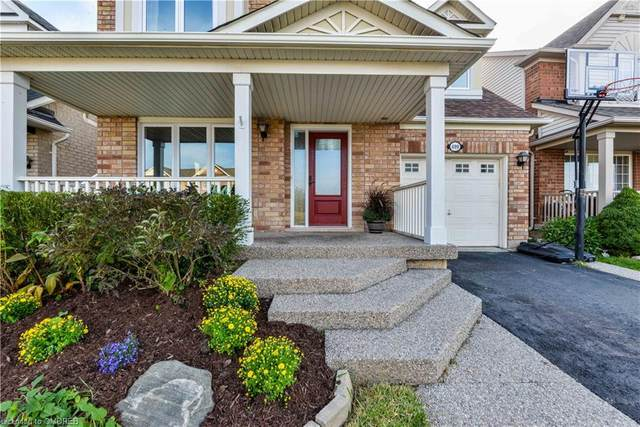 699 Bennett Boulevard, Milton, ON L9T 6H6 (MLS #40016651) :: Forest Hill Real Estate Collingwood