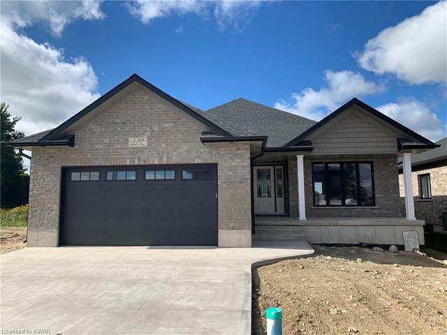 139 Ronnie's Way, Wellington North, ON N0G 2L2 (MLS #40016674) :: Forest Hill Real Estate Collingwood