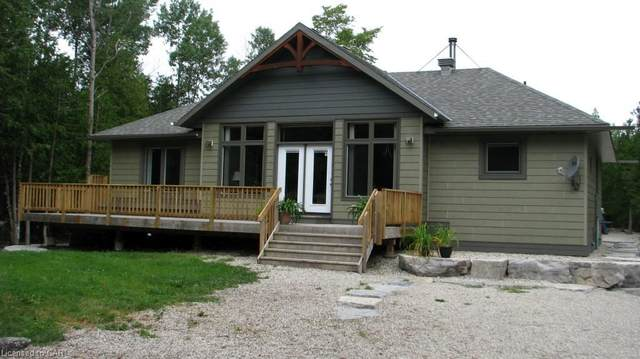 170 Cape Hurd Road, Tobermory, ON N0H 2R0 (MLS #40016684) :: Forest Hill Real Estate Collingwood