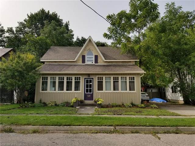 440 Raglan Street, Palmerston, ON N0G 2P0 (MLS #40016698) :: Forest Hill Real Estate Collingwood