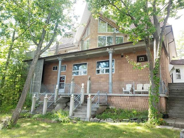 102 Island Drive, Buckhorn, ON K0L 1J0 (MLS #40016825) :: Forest Hill Real Estate Collingwood