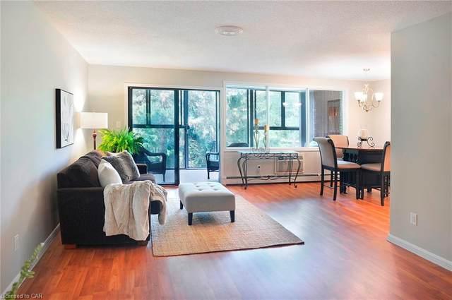 380 Champlain Boulevard #103, Cambridge, ON N1R 7J6 (MLS #40016826) :: Forest Hill Real Estate Collingwood