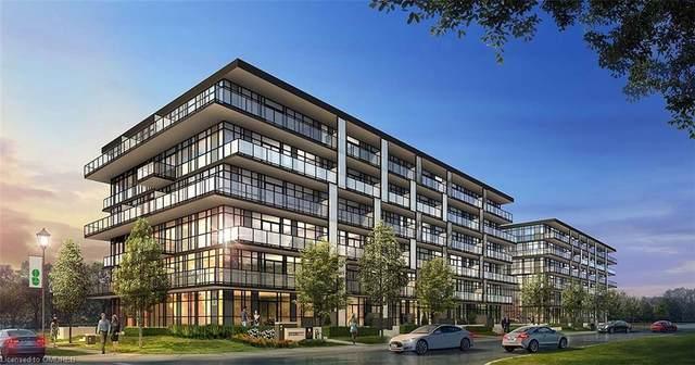 101 Masonry Court A110, Burlington, ON L7T 4A8 (MLS #40017133) :: Sutton Group Envelope Real Estate Brokerage Inc.