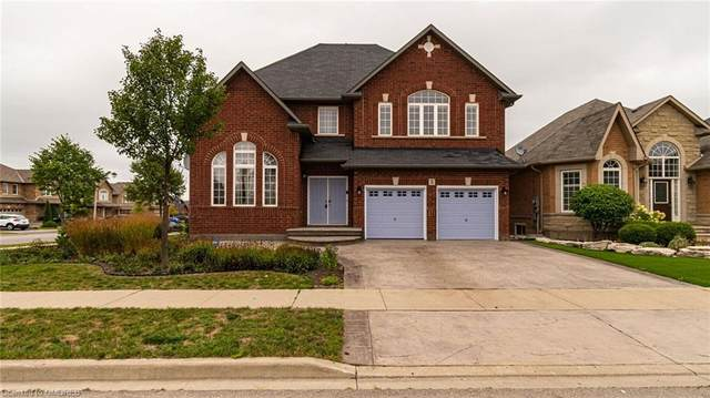 3 Showcase Drive, Hamilton, ON L0R 1P0 (MLS #40017534) :: Forest Hill Real Estate Collingwood