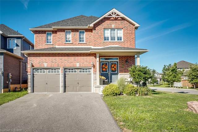 8 Garbutt Crescent, Collingwood, ON L9Y 0H5 (MLS #40018004) :: Forest Hill Real Estate Collingwood