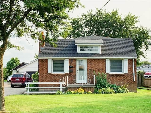78 Sinclair Avenue, St. Thomas, ON N5R 3A8 (MLS #40018080) :: Sutton Group Envelope Real Estate Brokerage Inc.