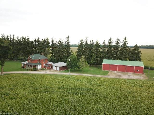 5400 Perth Line 72 Line, Atwood, ON N0G 1B0 (MLS #40018413) :: Forest Hill Real Estate Collingwood