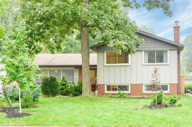 480 Forestwood Crescent, Burlington, ON L7L 4J9 (MLS #40018554) :: Forest Hill Real Estate Collingwood