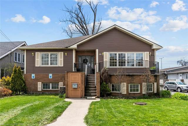 180 Beach Boulevard, Hamilton, ON L8H 6V9 (MLS #40018626) :: Forest Hill Real Estate Collingwood