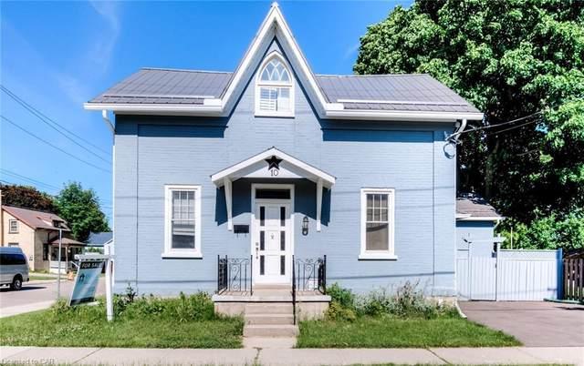 10 Centre Street, Elmira, ON N3B 2T7 (MLS #40018647) :: Forest Hill Real Estate Collingwood