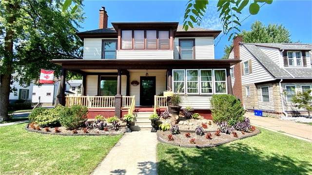 237 Brock Street, Sarnia, ON N7T 5Z7 (MLS #40018736) :: Forest Hill Real Estate Collingwood