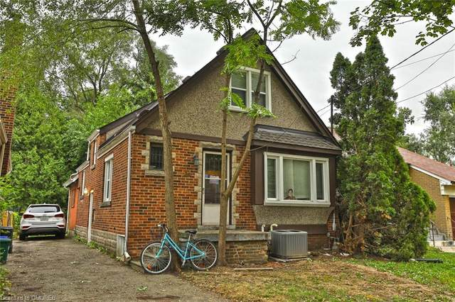 34 Hollywood Street N, Hamilton, ON L8S 3K6 (MLS #40019166) :: Forest Hill Real Estate Collingwood