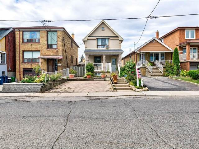 38 Eversfield Road, Toronto, ON M6E 1T7 (MLS #40019196) :: Forest Hill Real Estate Collingwood