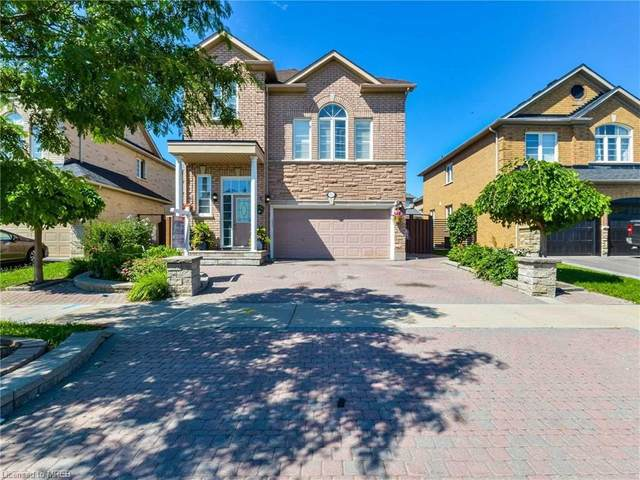 562 Vellore Woods Boulevard, Vaughan, ON L4H 2V8 (MLS #40019437) :: Forest Hill Real Estate Collingwood