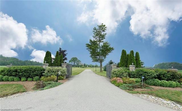 10495 Mill Road, Shedden, ON N0L 2E0 (MLS #40019526) :: Forest Hill Real Estate Collingwood