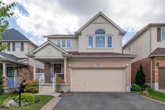 409 Beaumont Crescent, Kitchener, ON N2A 0C1 (MLS #40019803) :: Forest Hill Real Estate Collingwood