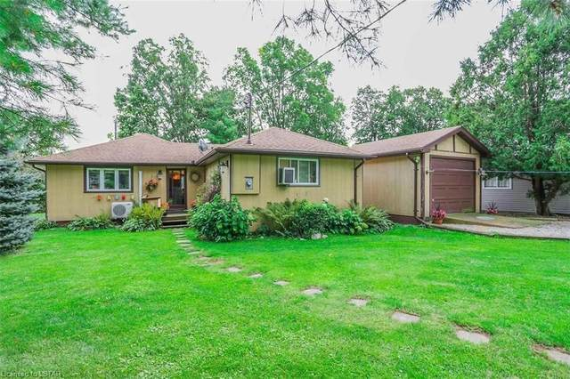 20961 Lakeside Drive, Thames Centre, ON N0M 2P0 (MLS #40019911) :: Forest Hill Real Estate Collingwood
