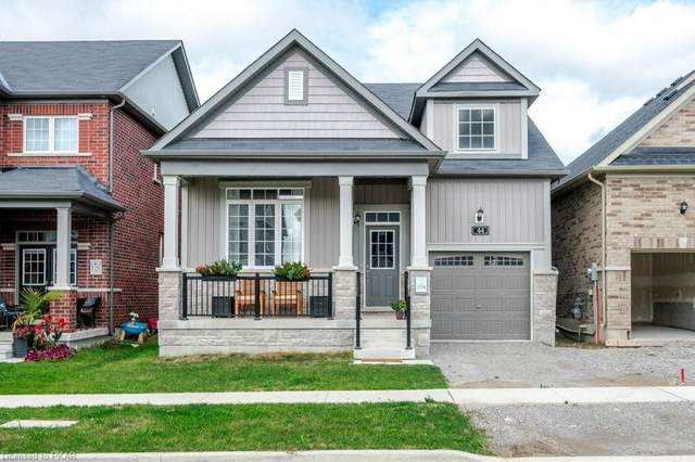 44 Northhill Avenue, Millbrook Village, ON L0A 1G0 (MLS #40020108) :: Forest Hill Real Estate Collingwood
