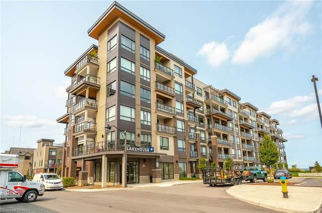 40 Esplanade Lane #315, Grimsby, ON L3M 0G9 (MLS #40020205) :: Forest Hill Real Estate Collingwood