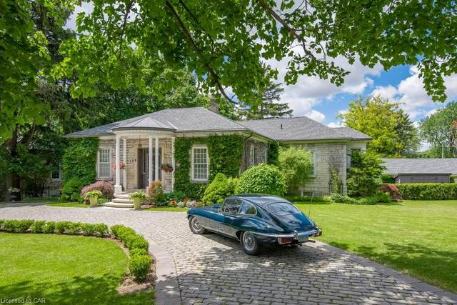 106 Wellington Street N, St. Marys, ON N4X 1A0 (MLS #40020309) :: Sutton Group Envelope Real Estate Brokerage Inc.