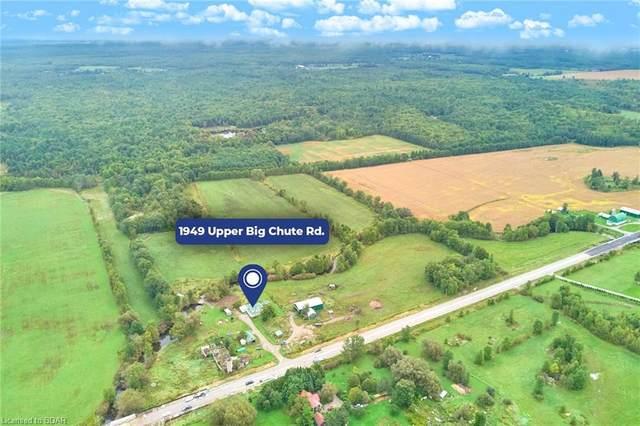 1949 Upper Big Chute Road, Severn, ON L0K 1E0 (MLS #40020310) :: Forest Hill Real Estate Inc Brokerage Barrie Innisfil Orillia