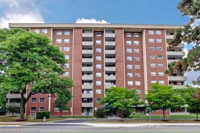 1425 Ghent Avenue #1004, Burlington, ON L7S 1X5 (MLS #40020340) :: Forest Hill Real Estate Collingwood