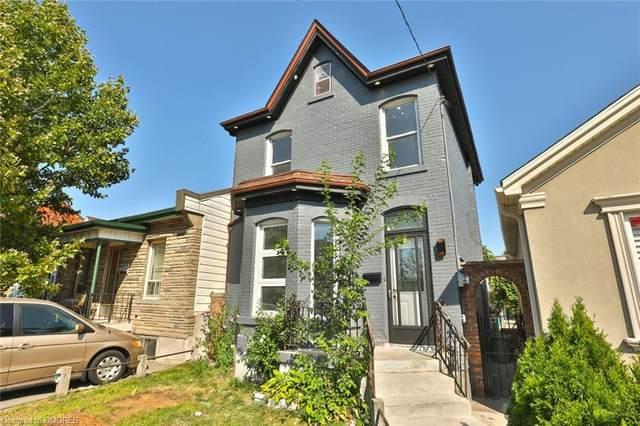 124 West Avenue N, Hamilton, ON L8L 5C3 (MLS #40020356) :: Forest Hill Real Estate Collingwood