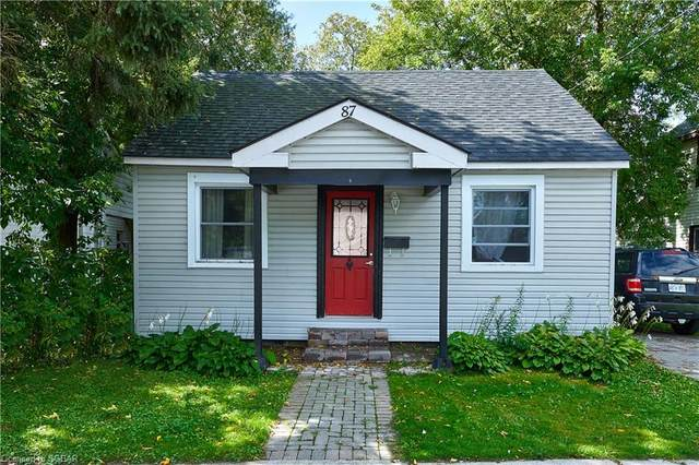 87 Albert Street S, Orillia, ON L3V 5L1 (MLS #40020392) :: Forest Hill Real Estate Collingwood
