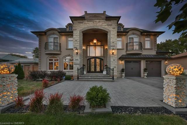 2081 Wakely Street, Oakville, ON L6L 2K5 (MLS #40020428) :: Forest Hill Real Estate Collingwood