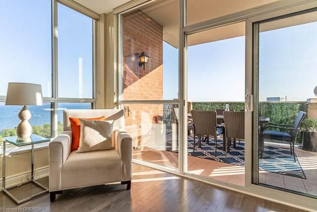 442 Maple Avenue Ph1, Burlington, ON L7S 2L7 (MLS #40020527) :: Forest Hill Real Estate Collingwood