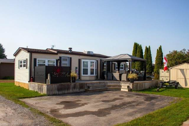 94 Clubhouse Road #30, Turkey Point, ON N0E 1T0 (MLS #40020676) :: Forest Hill Real Estate Collingwood
