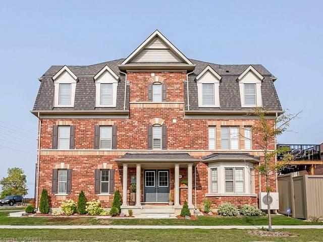 70 Hogan Manor Drive, Brampton, ON L7A 4V3 (MLS #40020849) :: Forest Hill Real Estate Collingwood