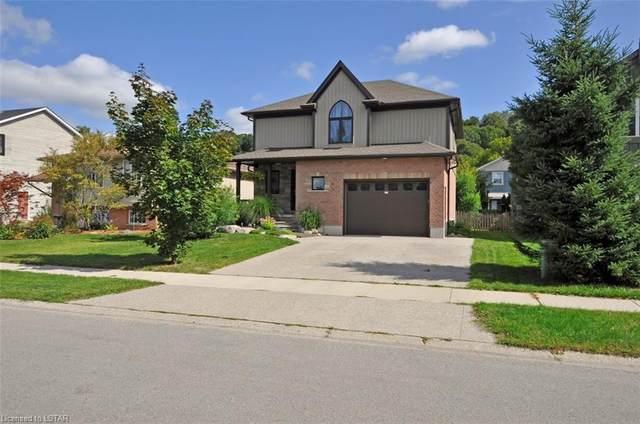 297 Frances Street, Port Stanley, ON N5L 1B2 (MLS #40020885) :: Forest Hill Real Estate Collingwood