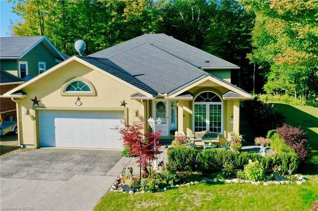22 Westbury Road, Wasaga Beach, ON L9Z 2N8 (MLS #40020895) :: Forest Hill Real Estate Collingwood