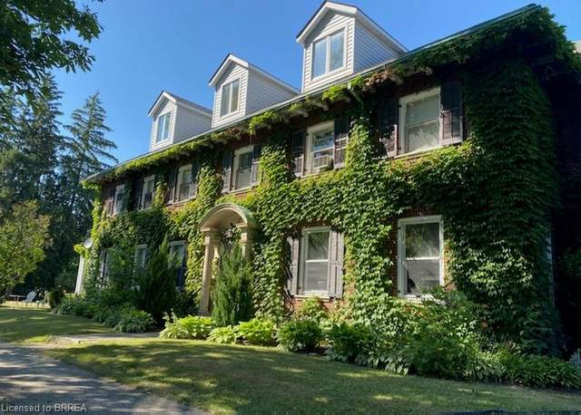 150 Prospect Street Vault, Port Dover, ON N0A 1N1 (MLS #40021003) :: Forest Hill Real Estate Collingwood