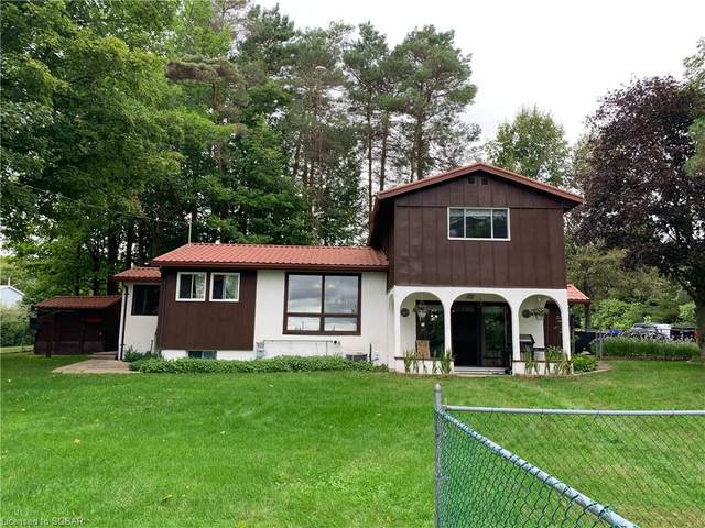106 Champlain Road, Penetanguishene, ON L9M 1R5 (MLS #40021053) :: Forest Hill Real Estate Collingwood