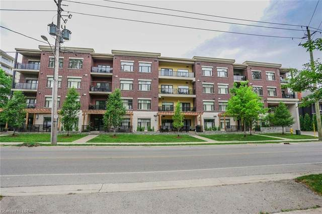 89 Ridout Street #310, London, ON N6C 3X2 (MLS #40021075) :: Sutton Group Envelope Real Estate Brokerage Inc.