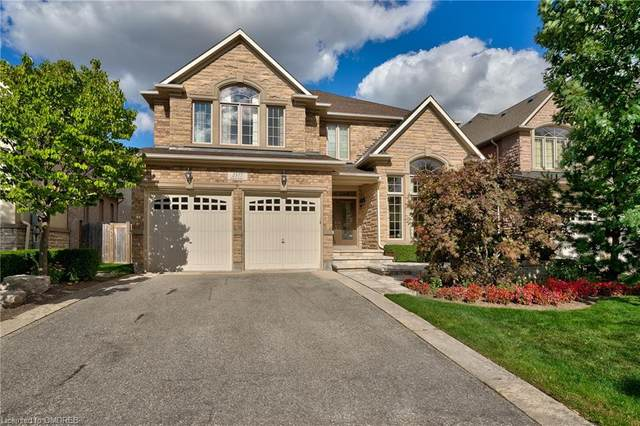 2377 Rideau Drive, Oakville, ON L6H 7J8 (MLS #40021077) :: Forest Hill Real Estate Collingwood