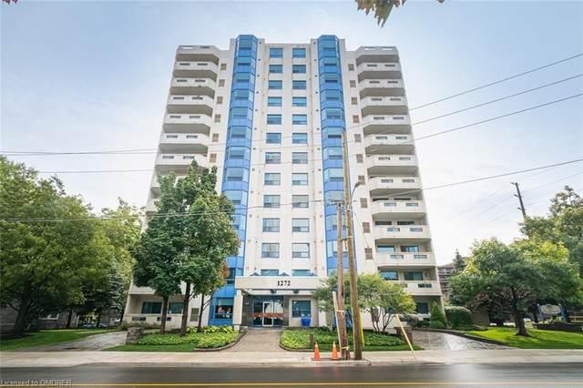 1272 Ontario Street #701, Burlington, ON L7S 2L8 (MLS #40021117) :: Forest Hill Real Estate Collingwood