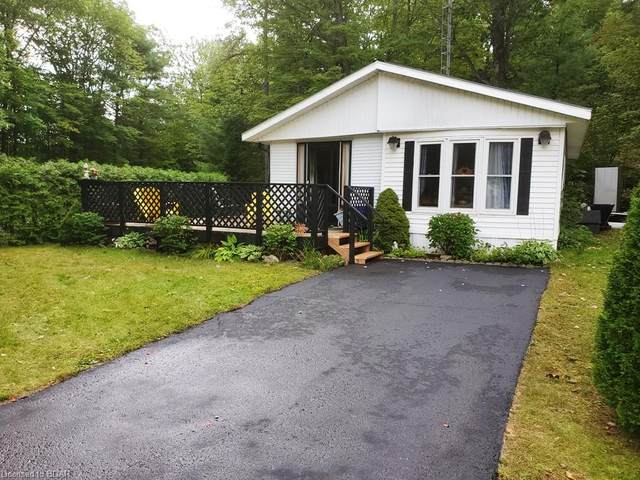 1007 Racoon Road #43, Gravenhurst, ON P1P 1R1 (MLS #40021146) :: Forest Hill Real Estate Collingwood