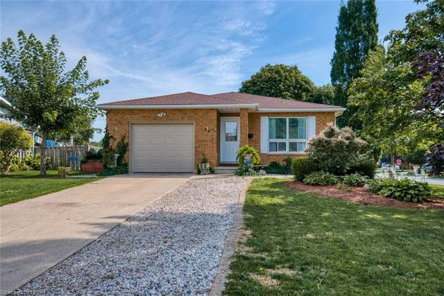 36 Dunsford Crescent, St. Marys, ON N4X 1B7 (MLS #40021212) :: Forest Hill Real Estate Collingwood