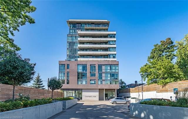 2055 Danforth Avenue #906, Toronto, ON M4C 1J8 (MLS #40021231) :: Forest Hill Real Estate Collingwood