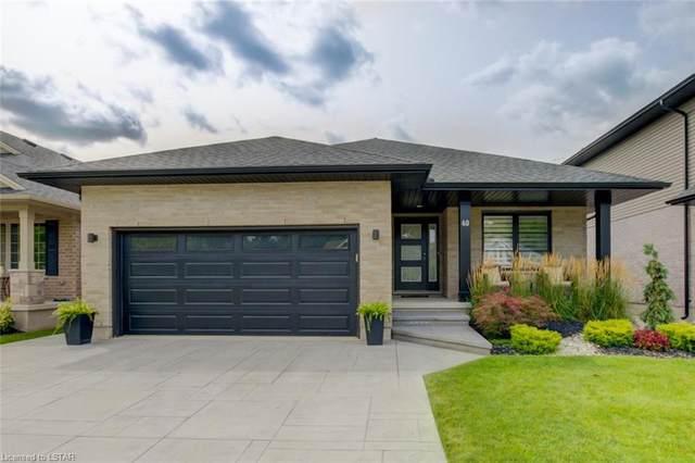 40 Hickory Lane, St. Thomas, ON N5R 6K8 (MLS #40021292) :: Sutton Group Envelope Real Estate Brokerage Inc.